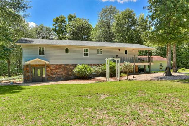 60 St Phillip Road, BEECH ISLAND, SC 29842 (MLS #114143) :: Fabulous Aiken Homes