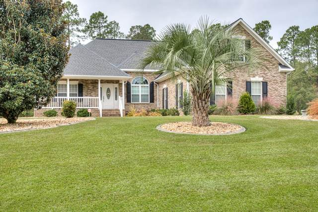 2800 Club Drive, AIKEN, SC 29803 (MLS #114184) :: Shannon Rollings Real Estate