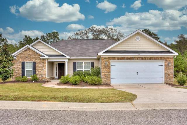 727 Telegraph Drive, AIKEN, SC 29801 (MLS #114186) :: Tonda Booker Real Estate Sales