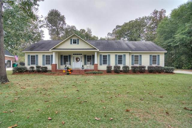 1621 Tavelle Plantation Drive, BEECH ISLAND, SC 29842 (MLS #114243) :: RE/MAX River Realty