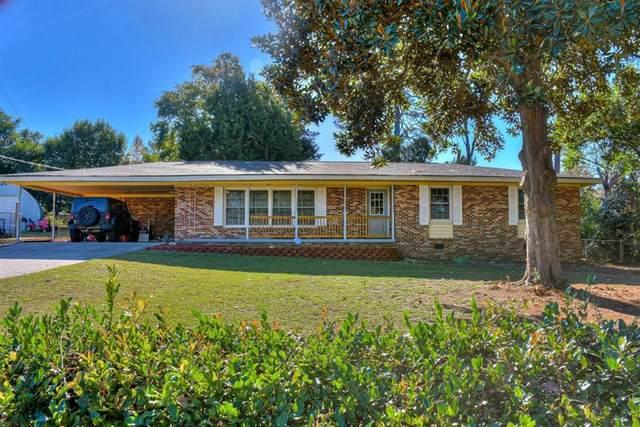 107 Irene Street, NORTH AUGUSTA, SC 29841 (MLS #114404) :: For Sale By Joe | Meybohm Real Estate