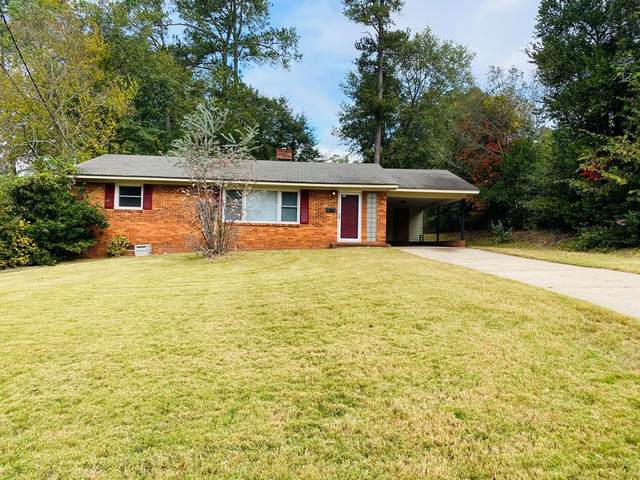 706 Riverview Drive, NORTH AUGUSTA, SC 29841 (MLS #114442) :: Fabulous Aiken Homes