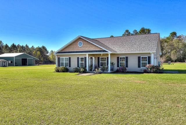 155 Jaywood Road, WILLISTON, SC 29853 (MLS #114452) :: Tonda Booker Real Estate Sales