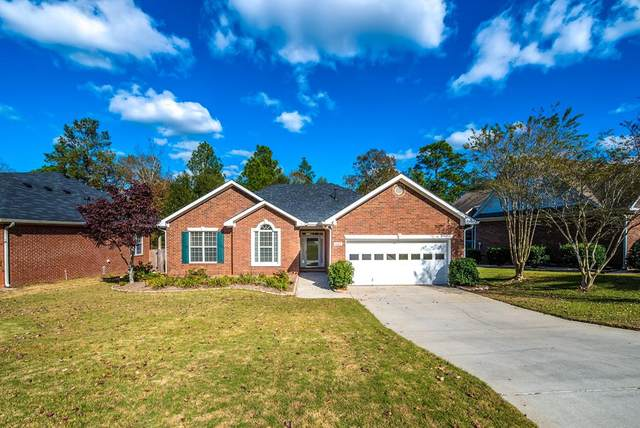 121 Bainbridge Drive, AIKEN, SC 29803 (MLS #114459) :: Shannon Rollings Real Estate