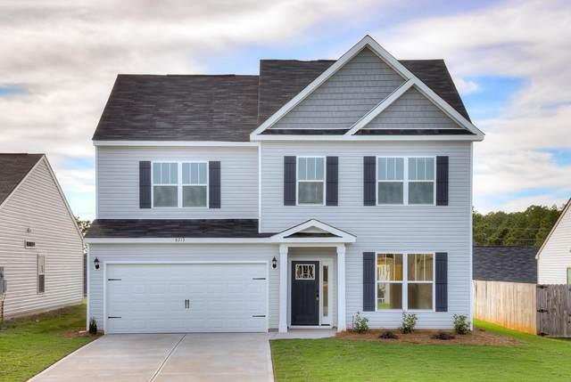 8116 Cozy Knoll, GRANITEVILLE, SC 29829 (MLS #114465) :: Tonda Booker Real Estate Sales