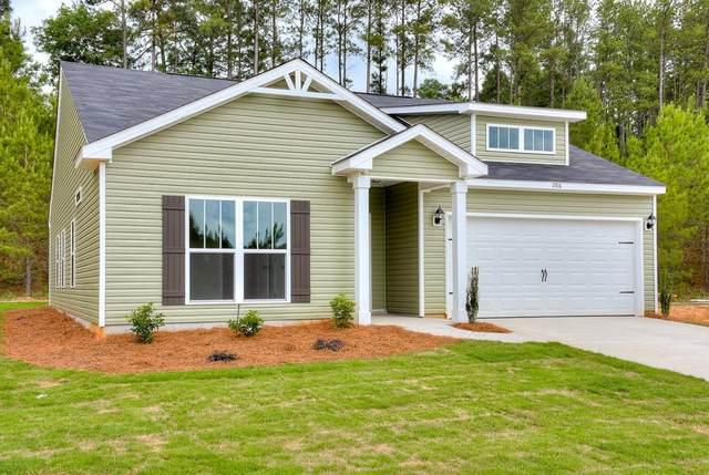 8150 Cozy Knoll, GRANITEVILLE, SC 29829 (MLS #114468) :: Shannon Rollings Real Estate