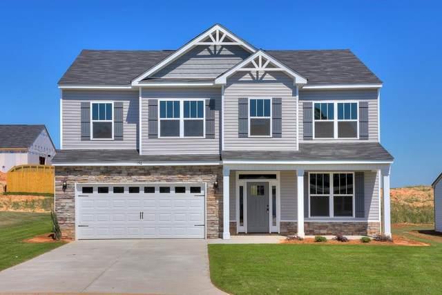 8156 Cozy Knoll, GRANITEVILLE, SC 29829 (MLS #114472) :: Tonda Booker Real Estate Sales