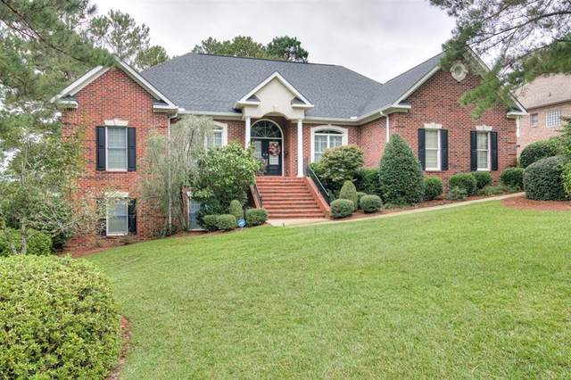 236 Winged Elm Circle, AIKEN, SC 29803 (MLS #114492) :: The Starnes Group LLC