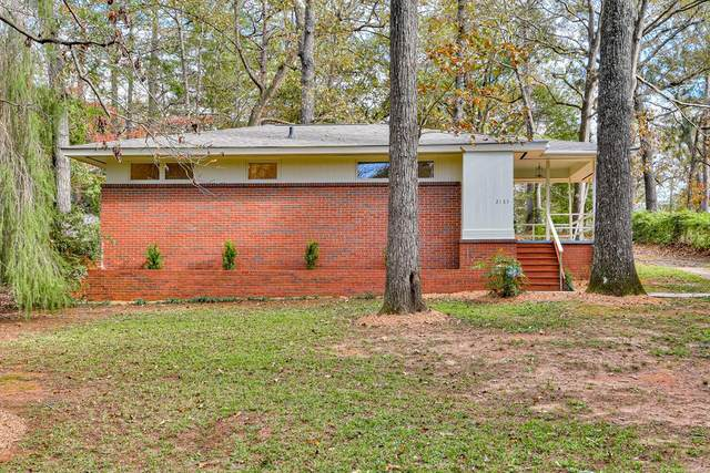 2185 Powderhouse Road Se, AIKEN, SC 20803 (MLS #114505) :: Shannon Rollings Real Estate