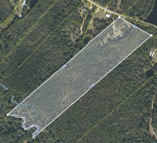 328 Cumbee Trail Road, RIDGE SPRING, SC 29129 (MLS #114511) :: RE/MAX River Realty