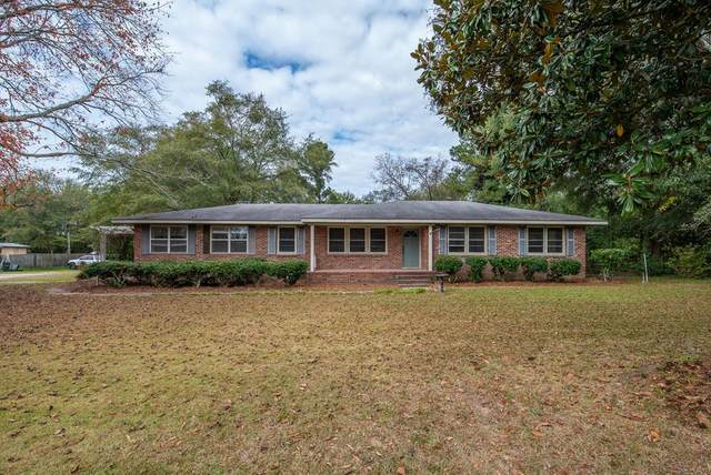 315 Beech Island Avenue, BEECH ISLAND, SC 29842 (MLS #114512) :: Shannon Rollings Real Estate