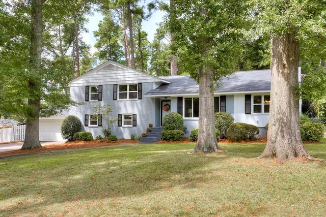 906 Holliday Drive, NORTH AUGUSTA, SC 29841 (MLS #114513) :: Fabulous Aiken Homes