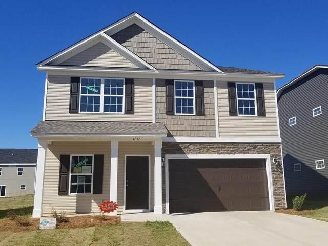 110 Luxborough Court, AIKEN, SC 29801 (MLS #114533) :: Tonda Booker Real Estate Sales