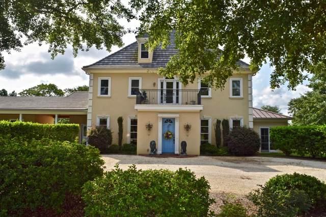 597 Folly Hill Road, AIKEN, SC 29801 (MLS #114536) :: Tonda Booker Real Estate Sales