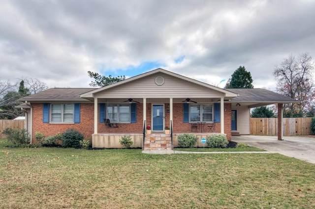 637 Victoria Drive, NORTH AUGUSTA, SC 29841 (MLS #114542) :: Tonda Booker Real Estate Sales