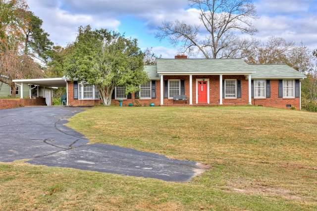 134 Williamson Drive, GRANITEVILLE, SC 29829 (MLS #114543) :: The Starnes Group LLC