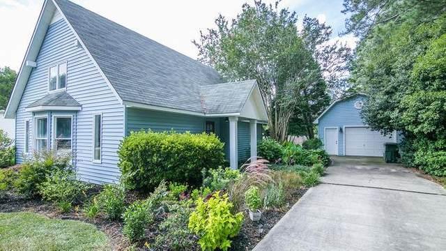 186 Wise Hollow Road, AIKEN, SC 29803 (MLS #114551) :: Tonda Booker Real Estate Sales