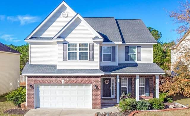 119 Bay Meadows Drive, AIKEN, SC 29803 (MLS #114556) :: Shannon Rollings Real Estate