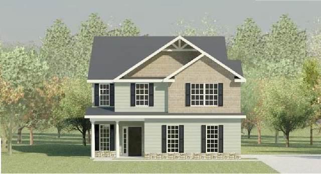 451 Lybrand Street, AIKEN, SC 29803 (MLS #114559) :: The Starnes Group LLC
