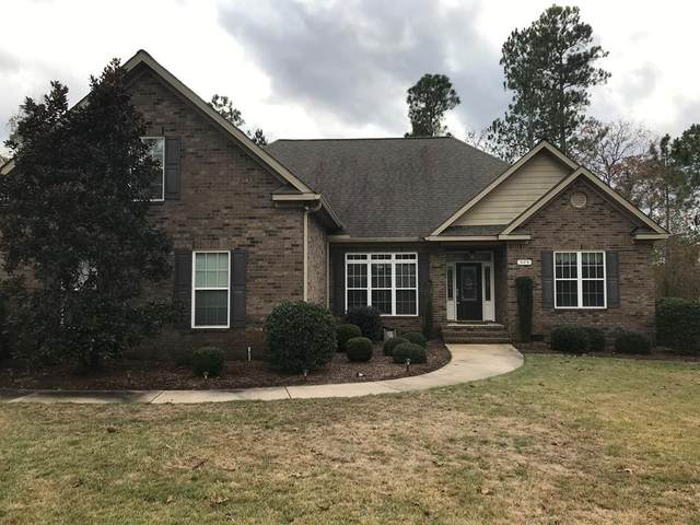 575 Wentworth Circle, AIKEN, SC 29803 (MLS #114588) :: The Starnes Group LLC