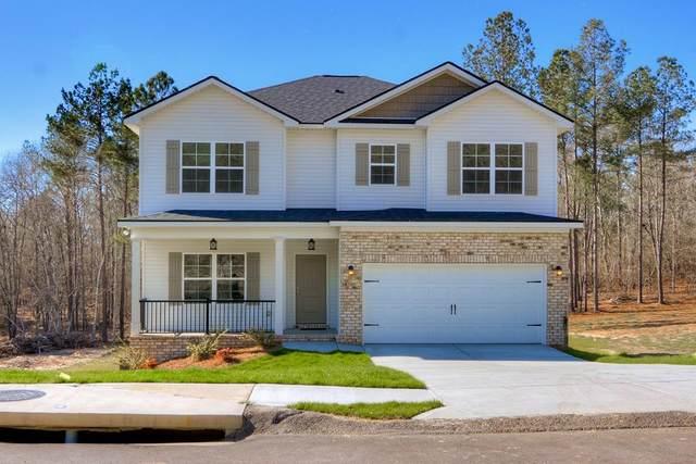 1033 Bubbling Springs Drive, GRANITEVILLE, SC 29829 (MLS #114636) :: Shaw & Scelsi Partners