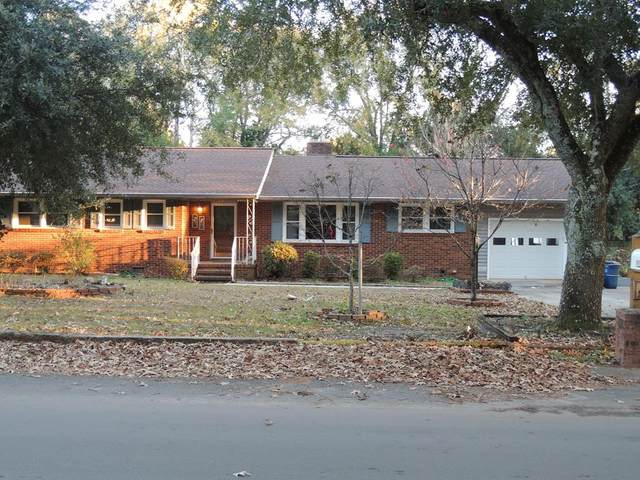 1529 Audubon Drive Se, AIKEN, SC 29801 (MLS #114638) :: Shannon Rollings Real Estate