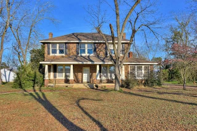 195 Beech Creek Road, JOHNSTON, SC 29832 (MLS #114676) :: Shaw & Scelsi Partners