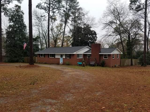 27 Longwood Drive, AIKEN, SC 29803 (MLS #114705) :: RE/MAX River Realty