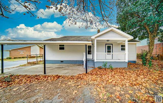 227 Fairview Street, NORTH AUGUSTA, SC 29841 (MLS #114721) :: Shaw & Scelsi Partners