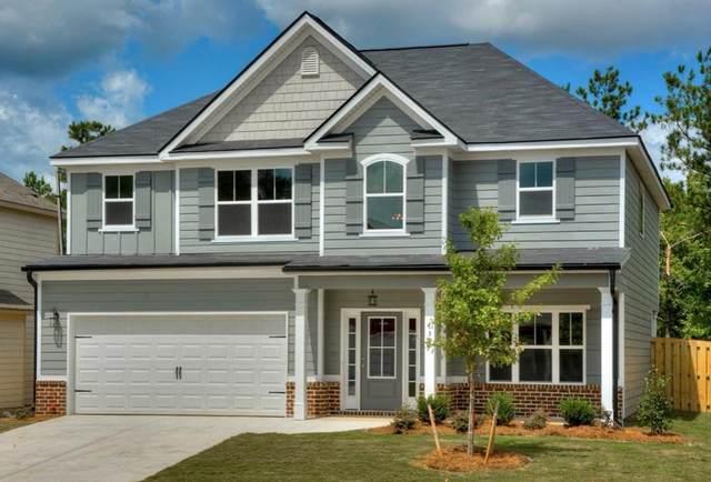 229 Connector Road, GRANITEVILLE, SC 29829 (MLS #114736) :: Shaw & Scelsi Partners