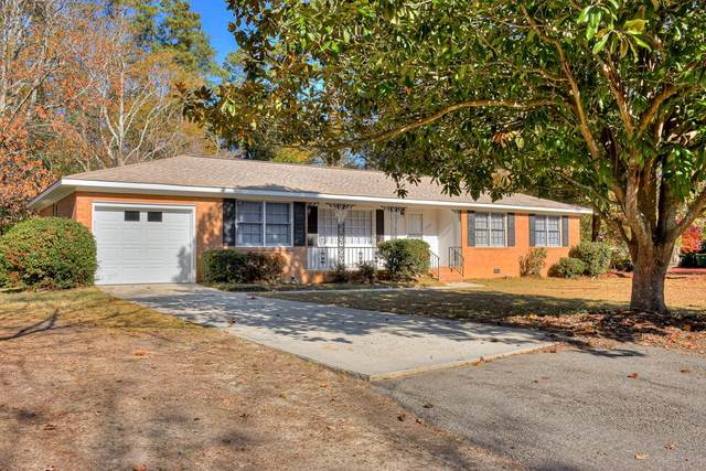 408 Heathwood Drive, AIKEN, SC 29803 (MLS #114756) :: Tonda Booker Real Estate Sales