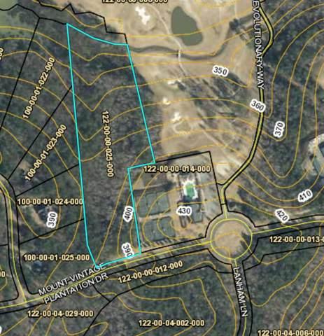 TBD Mt Vintage Plantation Drive, EDGEFIELD, SC 29860 (MLS #114784) :: Fabulous Aiken Homes