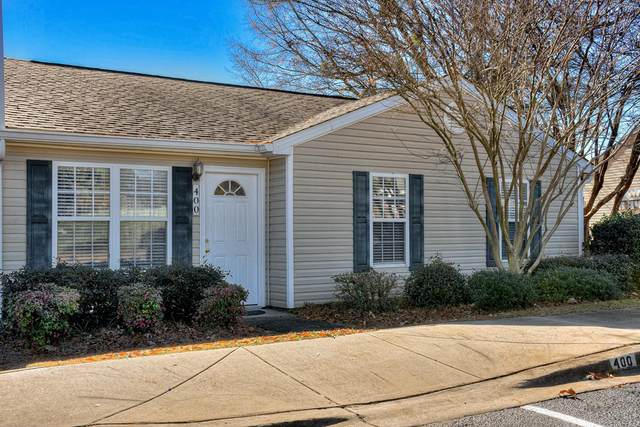 400 Date Palm Circle, AIKEN, SC 29803 (MLS #114785) :: Tonda Booker Real Estate Sales