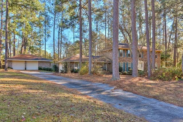 2142 Huron Drive, AIKEN, SC 29803 (MLS #114788) :: Tonda Booker Real Estate Sales