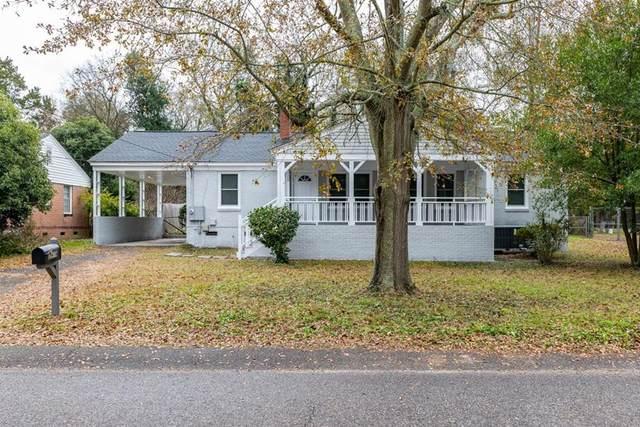 2919 Congaree Avenue Nw, AIKEN, SC 29801 (MLS #114792) :: Tonda Booker Real Estate Sales