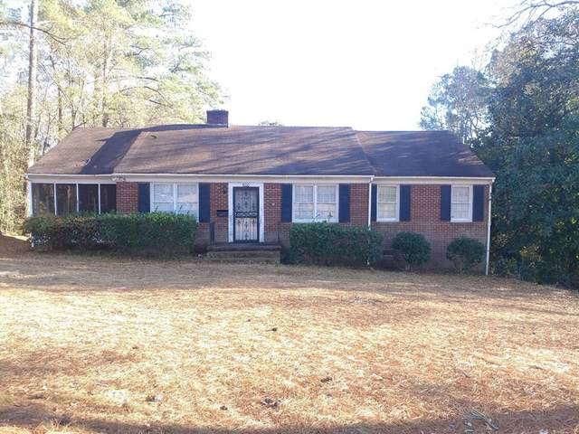 600 Columbia Road, EDGEFIELD, SC 29824 (MLS #114799) :: Tonda Booker Real Estate Sales