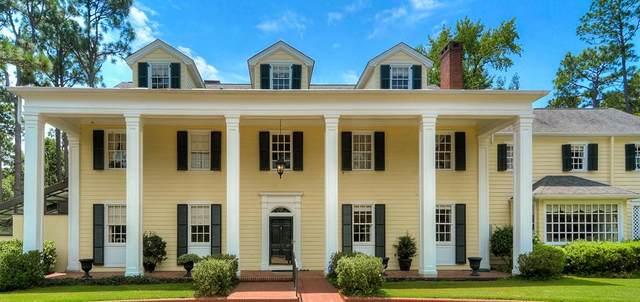 215 Berrie Road, AIKEN, SC 29801 (MLS #114890) :: Shannon Rollings Real Estate