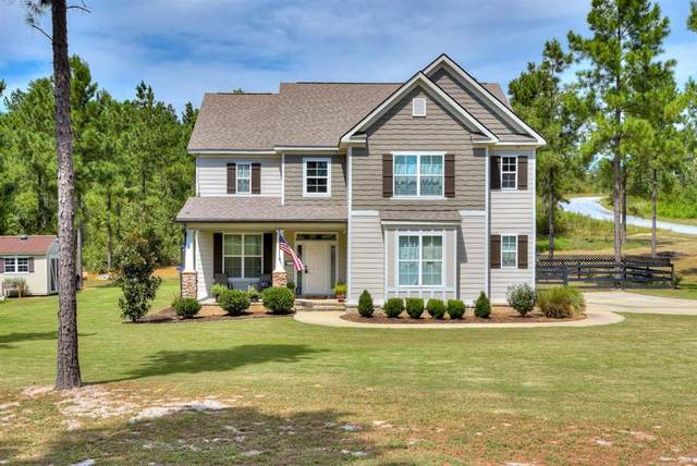 1021 Drayton Court, AIKEN, SC 29801 (MLS #114918) :: Tonda Booker Real Estate Sales