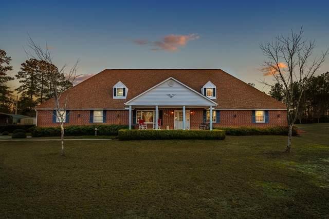 541 Good Springs Road, AIKEN, SC 29801 (MLS #114922) :: Tonda Booker Real Estate Sales