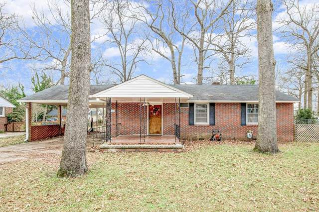 108 Clifton Street, AIKEN, SC 29803 (MLS #114927) :: Tonda Booker Real Estate Sales