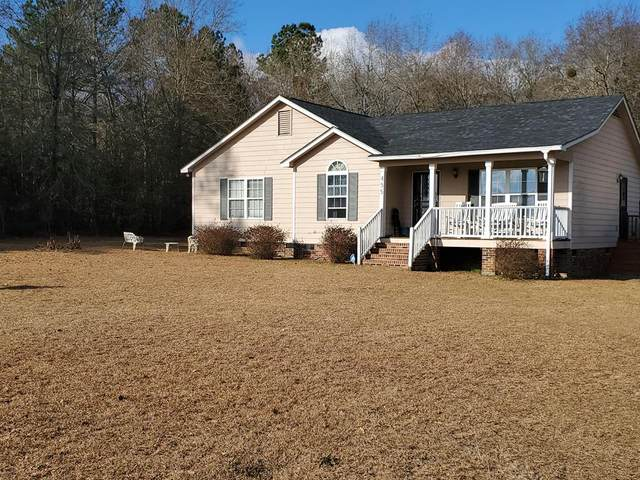 455 Holmans Bridge Road, BLACKVILLE, SC 29841 (MLS #114931) :: Fabulous Aiken Homes