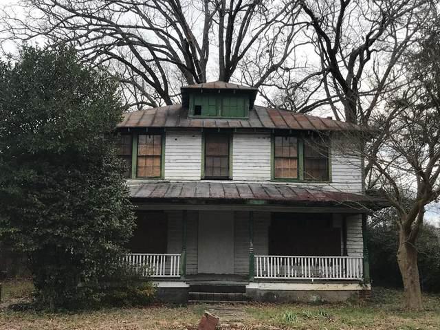 424 York Street Ne, AIKEN, SC 29801 (MLS #114943) :: Tonda Booker Real Estate Sales