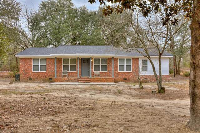 471 Cedar Drive, WINDSOR, SC 29856 (MLS #114944) :: Tonda Booker Real Estate Sales