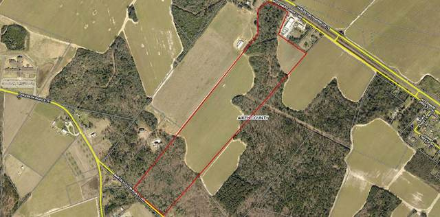 0 Woodward Drive, MONTMORENCI, SC 29839 (MLS #114957) :: Tonda Booker Real Estate Sales