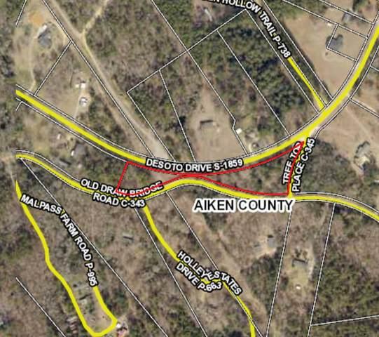 000 Desoto Drive, AIKEN, SC 29803 (MLS #114983) :: Fabulous Aiken Homes