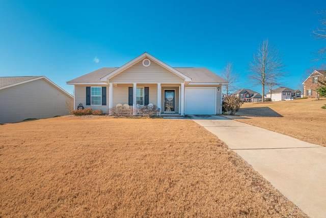 2185 Winding Trail Road, GRANITEVILLE, SC 29829 (MLS #114985) :: Fabulous Aiken Homes