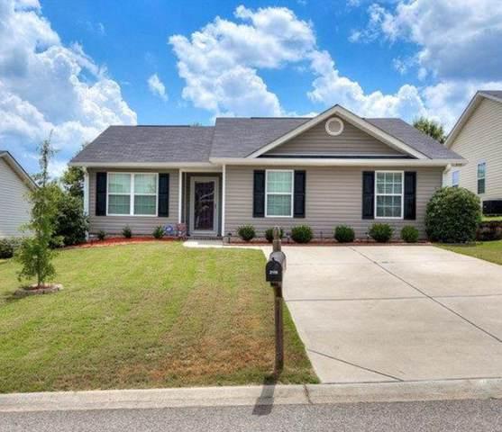 2119 Winding Trail Road, GRANITEVILLE, SC 29829 (MLS #114989) :: Tonda Booker Real Estate Sales