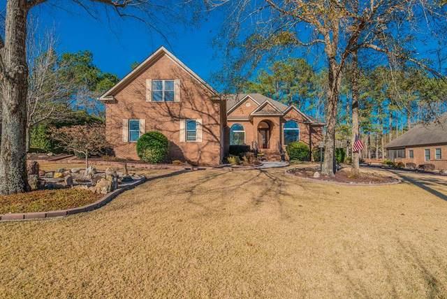 5376 Belle Mead Drive, AIKEN, SC 29803 (MLS #115020) :: Tonda Booker Real Estate Sales