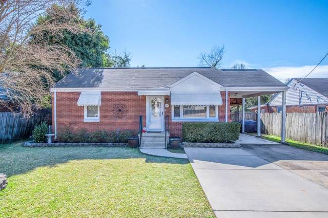 516 Pershing Drive, NORTH AUGUSTA, SC 29841 (MLS #115039) :: RE/MAX River Realty