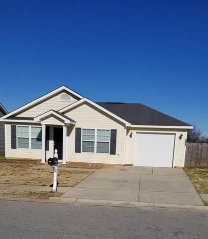 581 Wildhaven Drive, AIKEN, SC 29803 (MLS #115044) :: RE/MAX River Realty